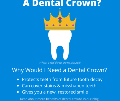 A Dental Crown Blog post image
